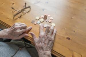 Arbeitslosengeld beeinflusst die Rentenhöhe teilwweise drastisch nach unten