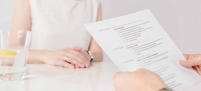 Bewerbungskosten: Eine Erstattung vom Jobcenter ist grundsätzlich möglich.