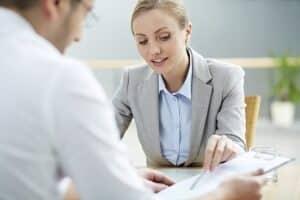 Erfolgreiches Jobcenter: Berufliches Speed-Dating führt zum Erfolg.