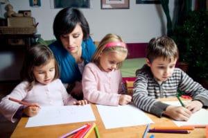 Die Regelsätze für Kinder zwischen 7 und 14 haben sich durch die Änderung der Gesetze von Hartz IV gesteigert.