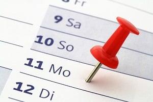 Legen Sie gegen Hartz-4-Sanktionen Widerspruch ein, muss die festgelegte Frist gewahrt werden.