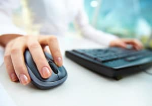 Beim Jobcenter online einen Antrag stellen? Das ist leider nicht möglich.