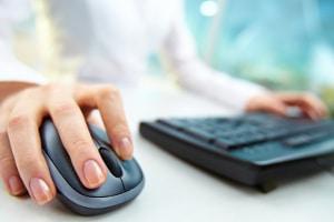 Bei der Jobsuche im Internet können Sie schnell den Überblick verlieren.