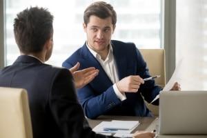 Einen Kredit bei Arbeitslosigkeit zu bekommen, ist meist nur mit einem Bürgen möglich.