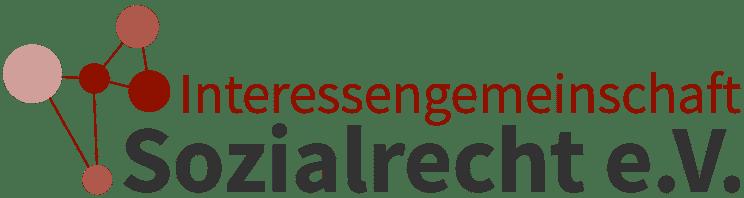 Logo Interessengemeinschaft Sozialrecht e. V.