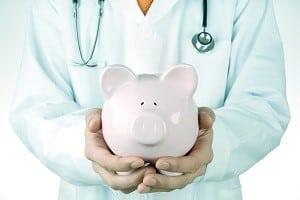 Sind Sie privatversichert, müssen Sie beim Nettolohnrechner Ihre monatlichen Ausgaben für die Versicherung eintragen.