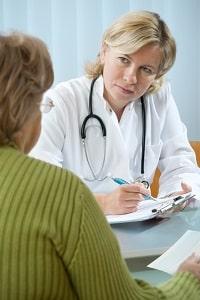 Beim Online-Gehaltsrechner müssen Sie angeben, wie Sie krankenversichert sind.