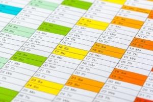 Bei der Prozesskostenhilfe ist die Rückzahlung auf 48 Monatsraten beschränkt.